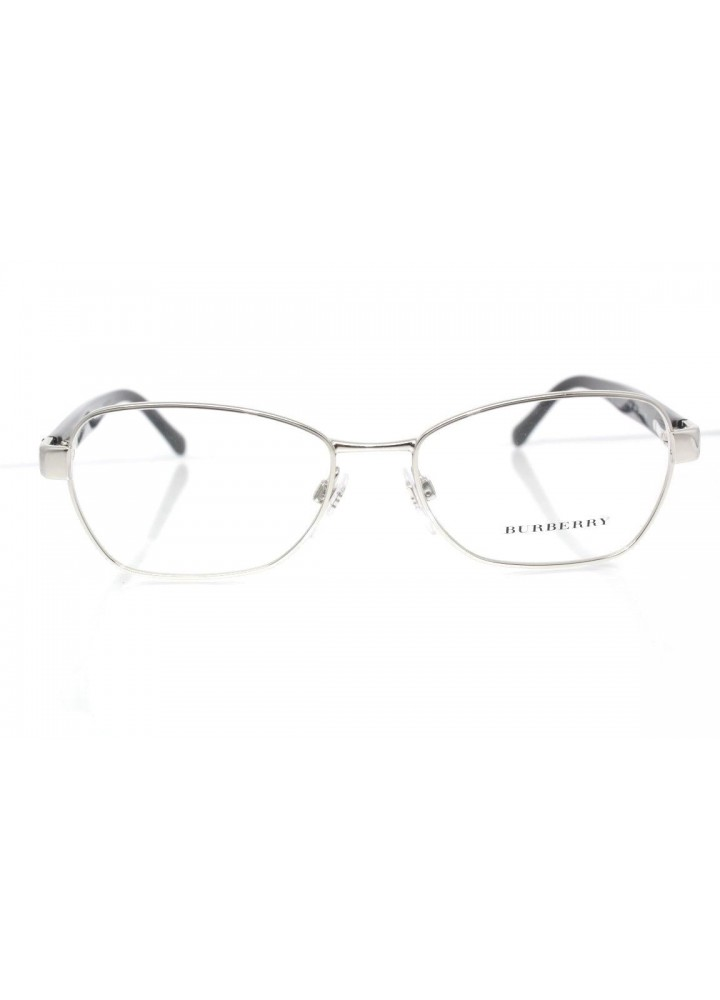 Burberry B 1269 1005 Silver/Black