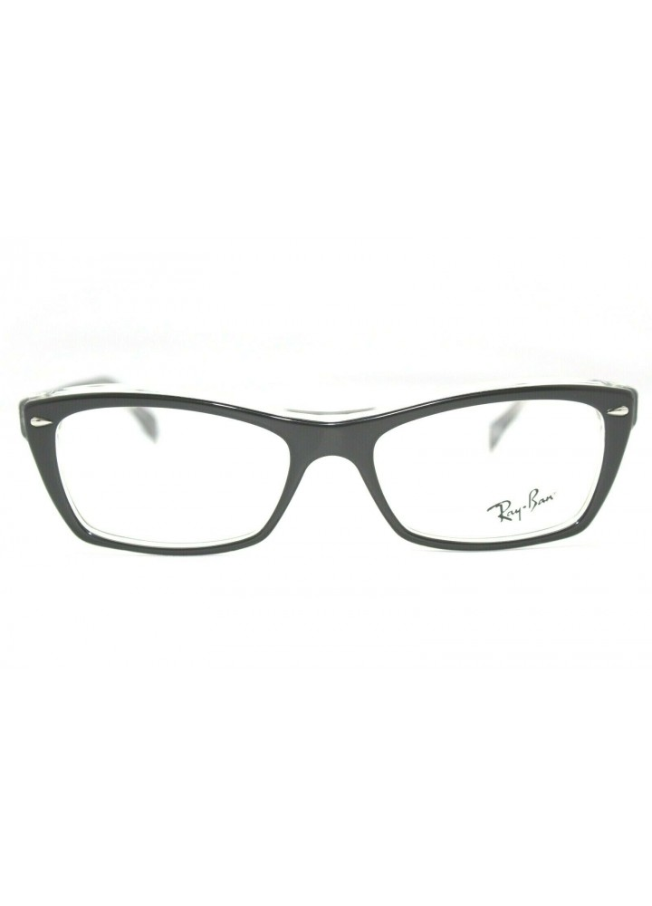 Ray-Ban RX5255 2034 Eyeglasses - Black