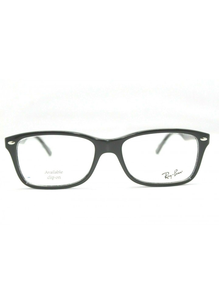 Ray-Ban RX5228 2000 Eyeglasses - Shiny Black