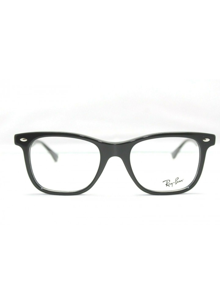 Ray-Ban RX5248 Wayfarer Prescription Eyeglass Frames - Black