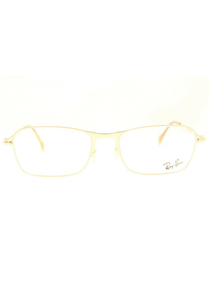 RAY-BAN Eyeglasses RB 6253 2754 - Semi Shiny Gold