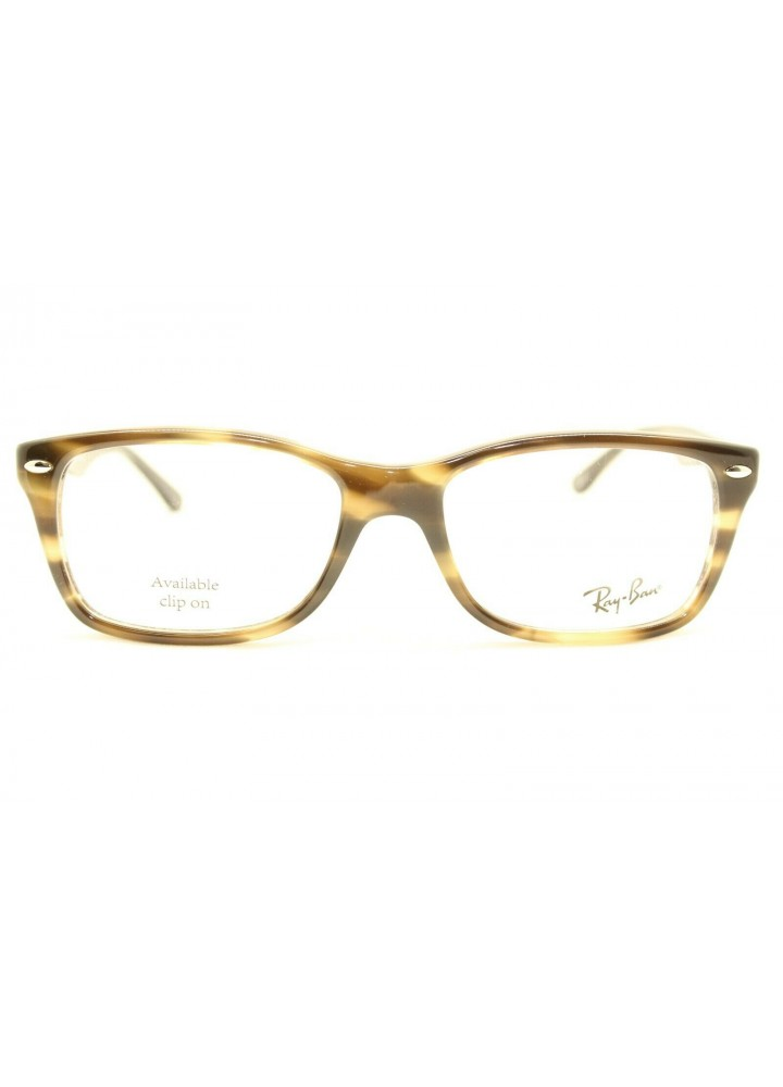 Ray-Ban Eyeglasses RB 5228 5798 - Brown Tort