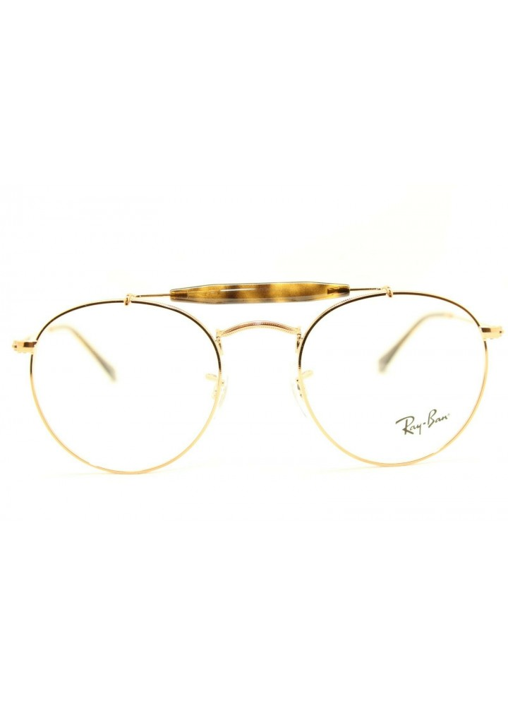 RAY-BAN Eyeglasses RB 3747V 2943 - Shiny Copper