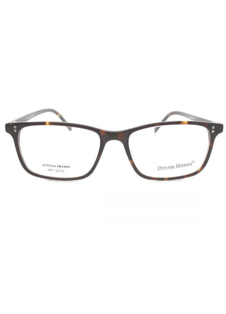 Dream Fever 6661 C2 Acetate Frame - Tort