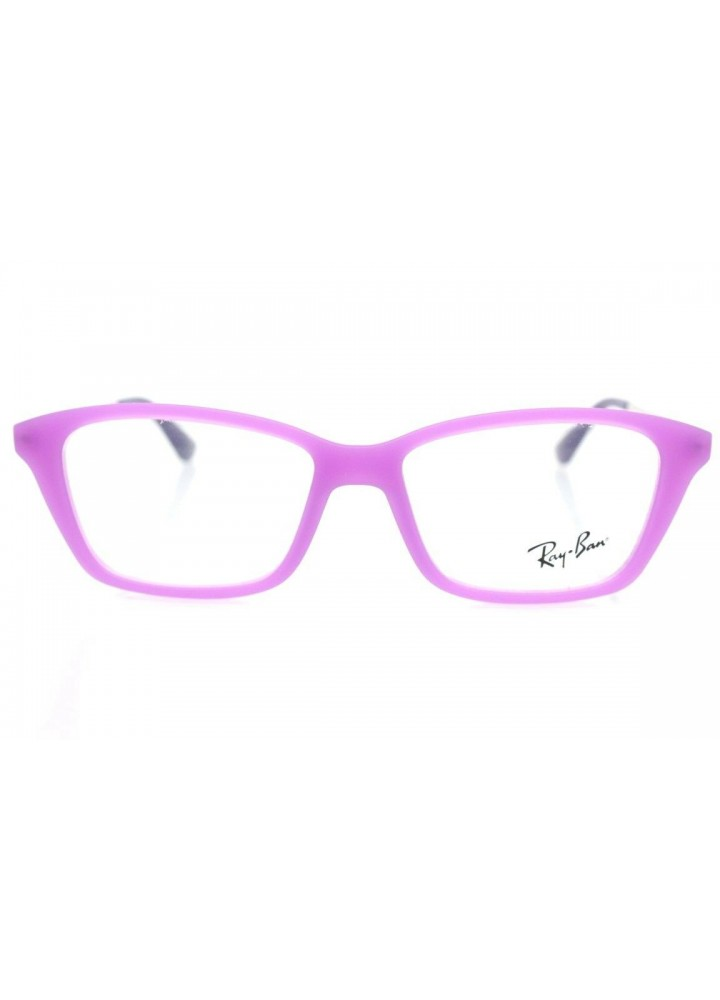 RAY BAN RB 1540 3620 - Matte Purple Rubber (Kids)