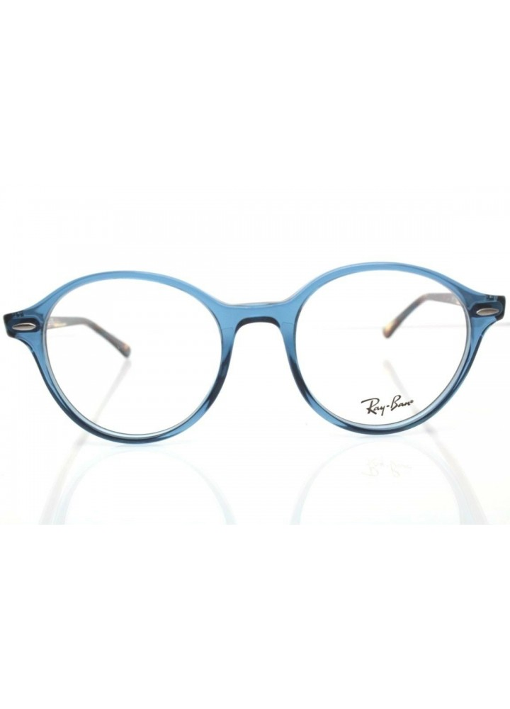 RAY BAN RB 7118 8022 - Transparent Blue