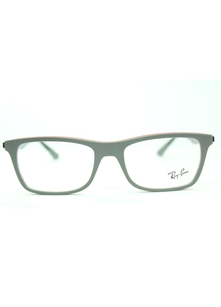 Ray-Ban RB 7062 5576  - Grey / Red Matte