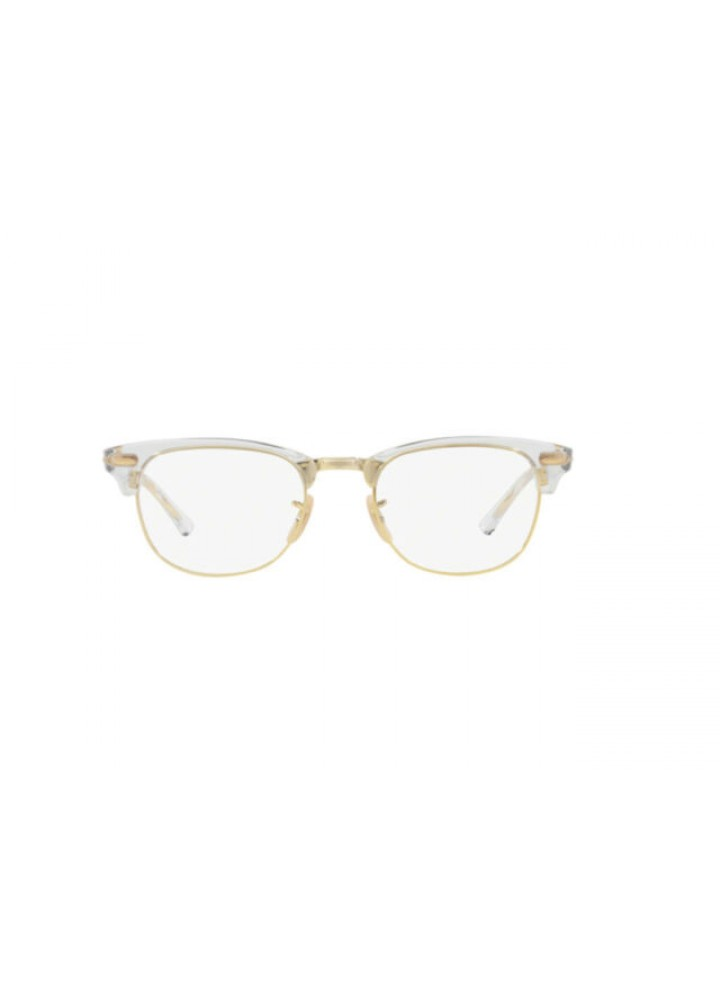 RAY-BAN Clubmaster RB 5154 5762 - Transparent Gold