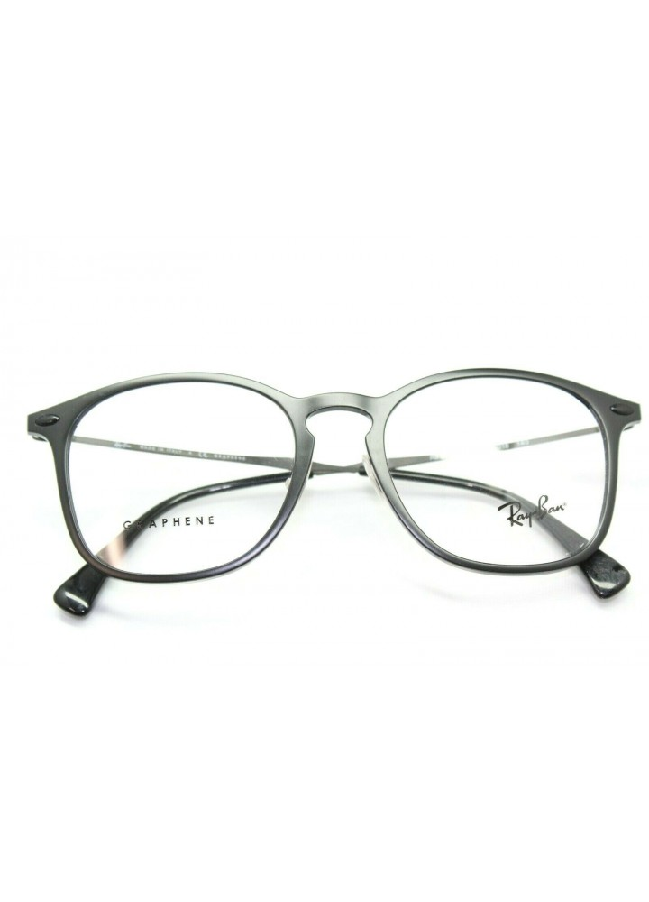 RAY-BAN GRAPHENE RB 8954 8025 - Matt Black / Gray
