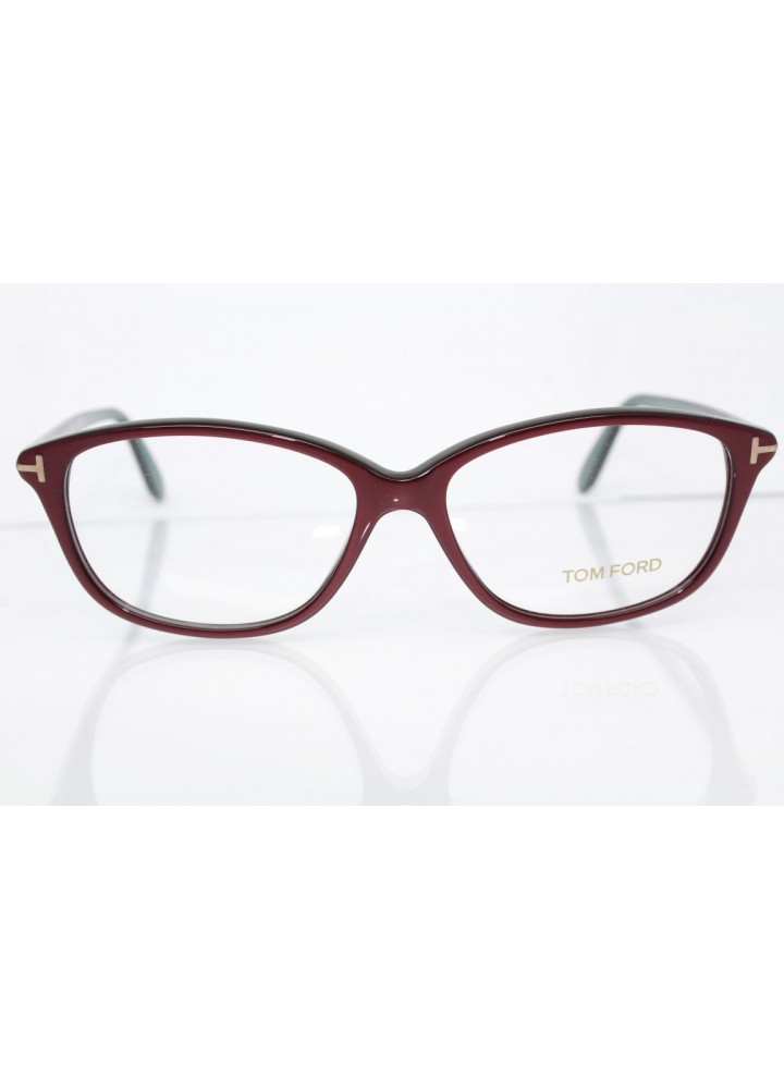 Tom Ford TF5316 072 - Shiny Dark Red & Green